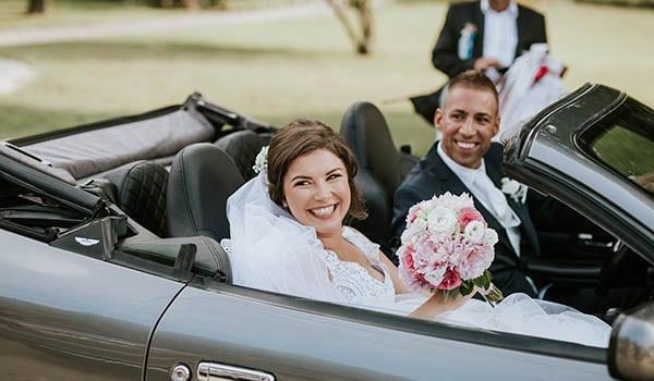 Esküvői különjárat